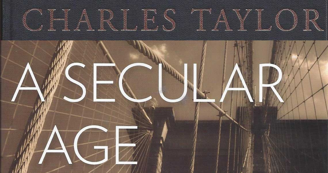 Charles Taylor, A Secular Age