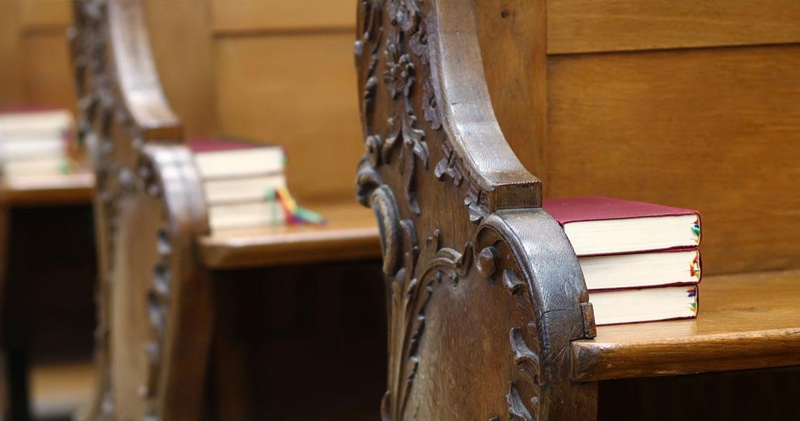Att leva med Bibeln som berättelse
